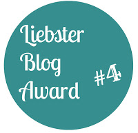 Liebster Blog Award #4