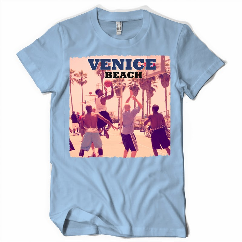 Venice beach game t shirt designs files for dtg and for T shirt design game