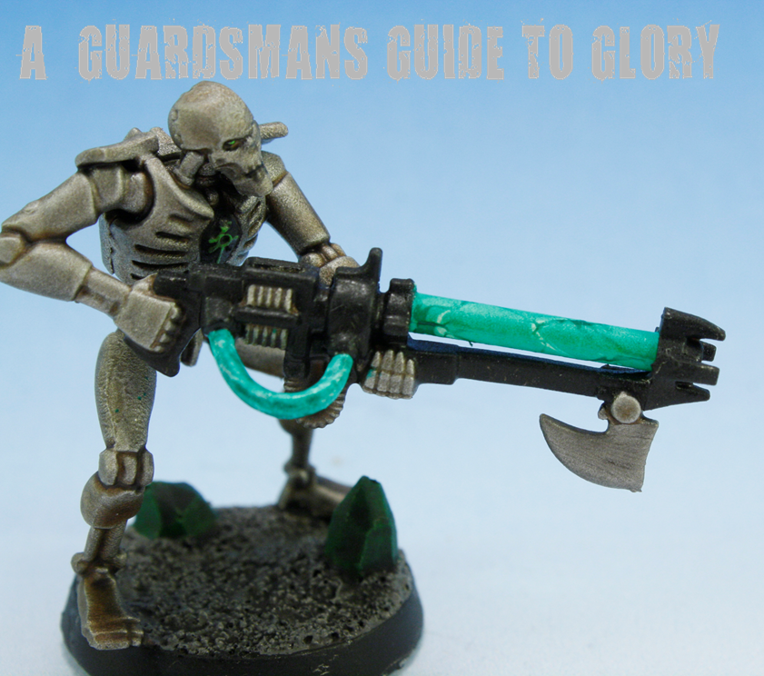 Warriors Rise To Glory Vsetop: A Guardsman's Guide To Glory: Rise Of The Necrons