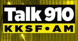 KKSR Newstalk 910 Logo