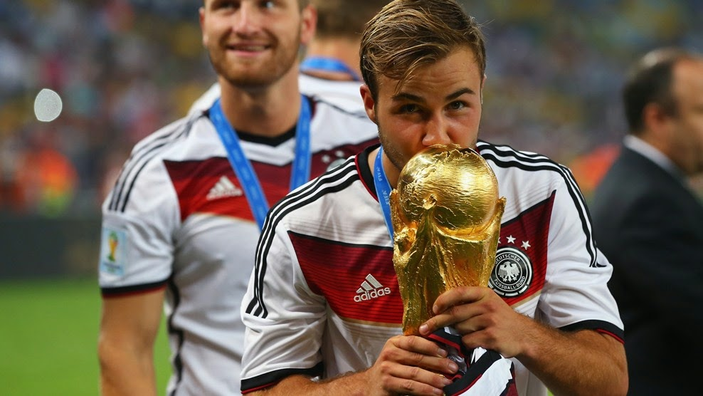 Mario Gotze - Bayern Munchen