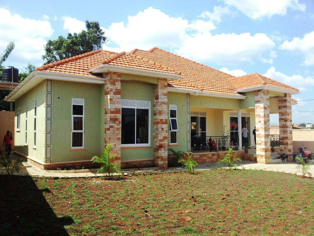 Newly built spacious house for sale in najjera kampala