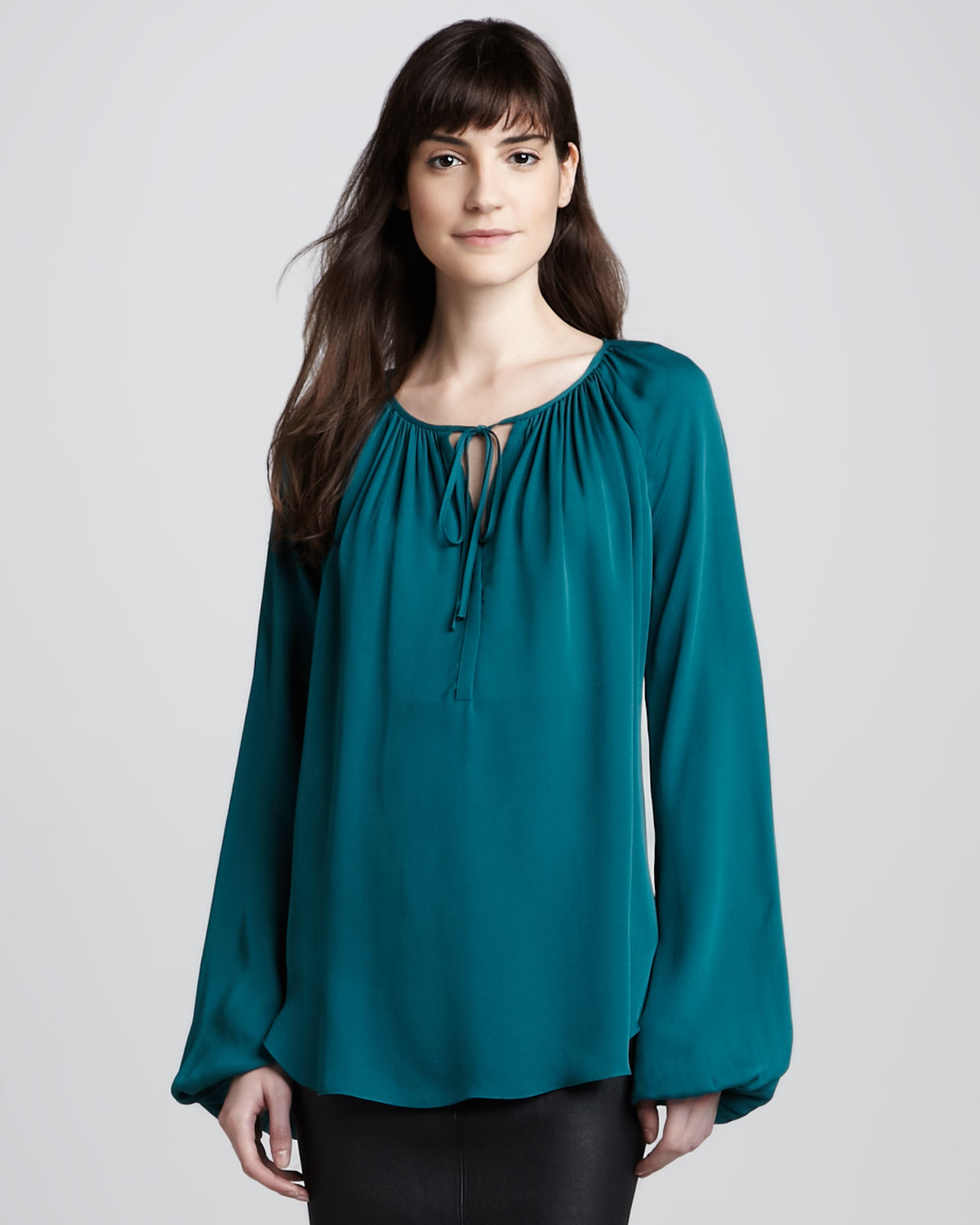 Dressy Tops. Ready to take on the season with fashionable flair? Discover our terrific selection of dressy tops. From bold blouses to trendy tunics, these stylish standouts are sure to elevate any look.