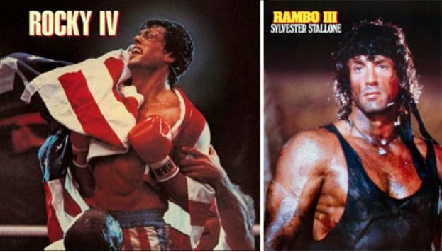 STRENGTH FIGHTER™: Sylvester Stallone 'the body of the 80s'