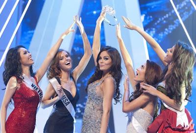 Pemenang dan Foto-Foto Miss Universe 2011