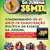 PROGRAMAÇÃO DO 25° MOTOCROSS DA JUREMA: DE 05 A 11 DE SETEMBRO SHOWS COM LUIZ E DAVI, BANDA MUSA,BONDE DO BRASIL, SAIA RODADA E MUITO MAIS