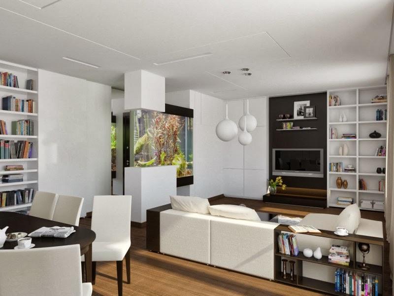 Imágenes del apartamento Apartamento-Interior-Minimalista-11