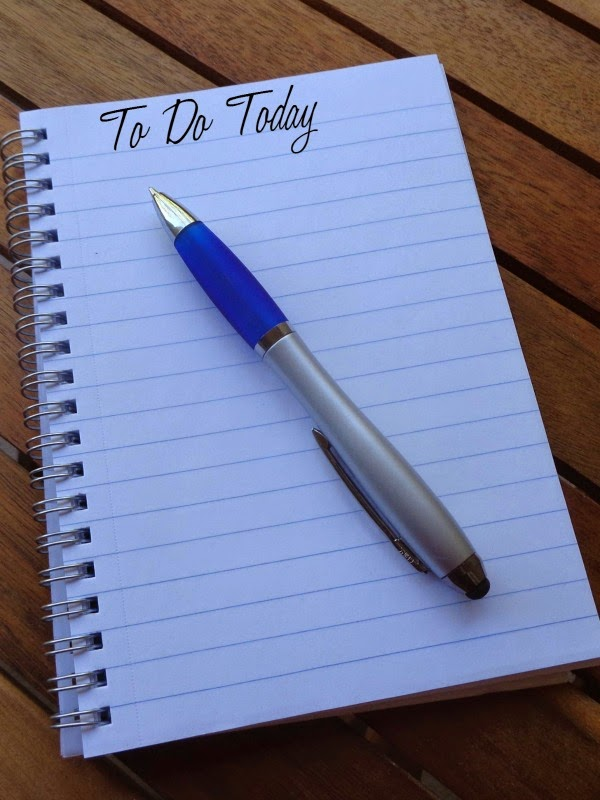 Does your to do list have Jesus on it? Tips on how to find time for God | Managing a Home