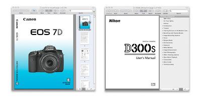 Camera Users Manual - Electronic (PDF) Version