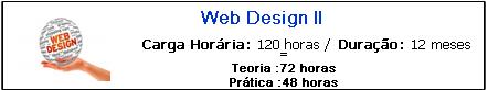 WEB DESIGN II