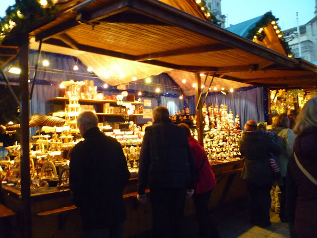 leeds christmas market via lovebirds vintage