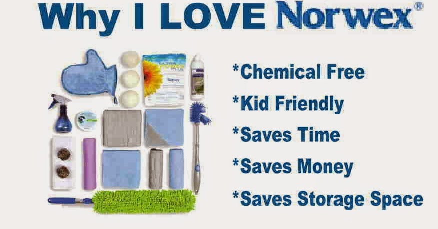 Creating Safe Haven My Introduction To Norwex