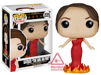 "Funko Pop! Katniss ""The girl on fire"""