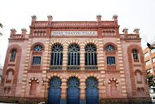 Teatro Falla, Cádiz