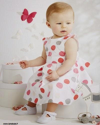 Style bébé fille mignon