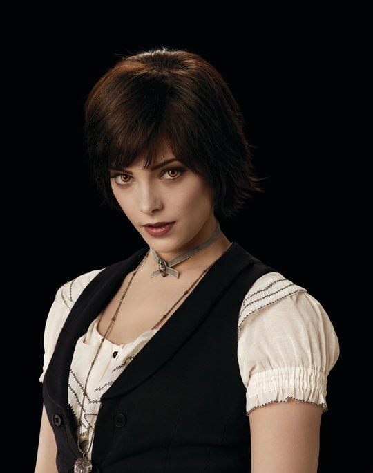 Ashley Greene as Alice Cullen in Twilight Saga: Eclipse 2010 movieloversreviews.blogspot.com