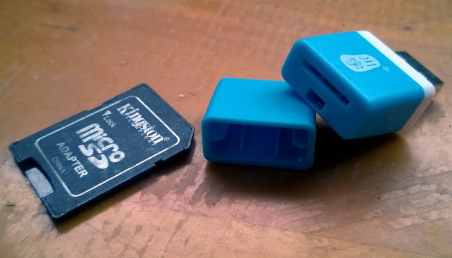 How to recover photos from a damaged micro sd card