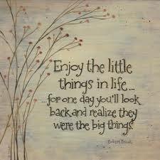 Aprecia a vida...