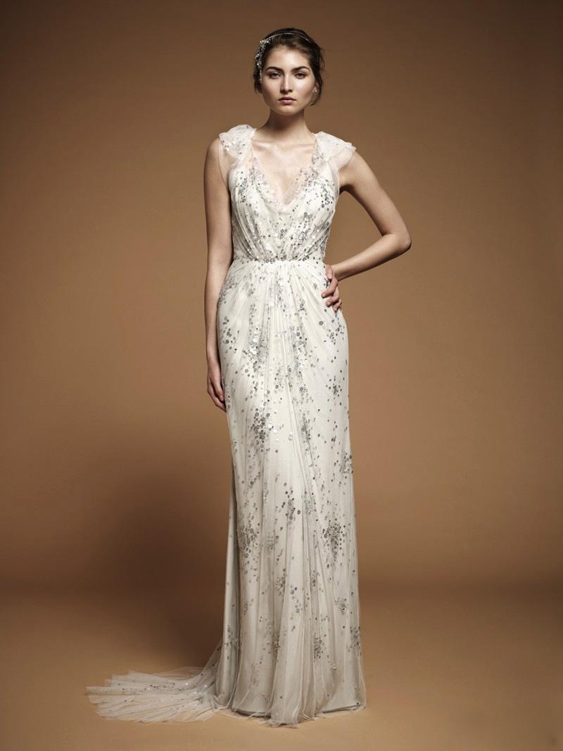 Viva la sposa jenny packham delights once again for Jenny packham wedding dress
