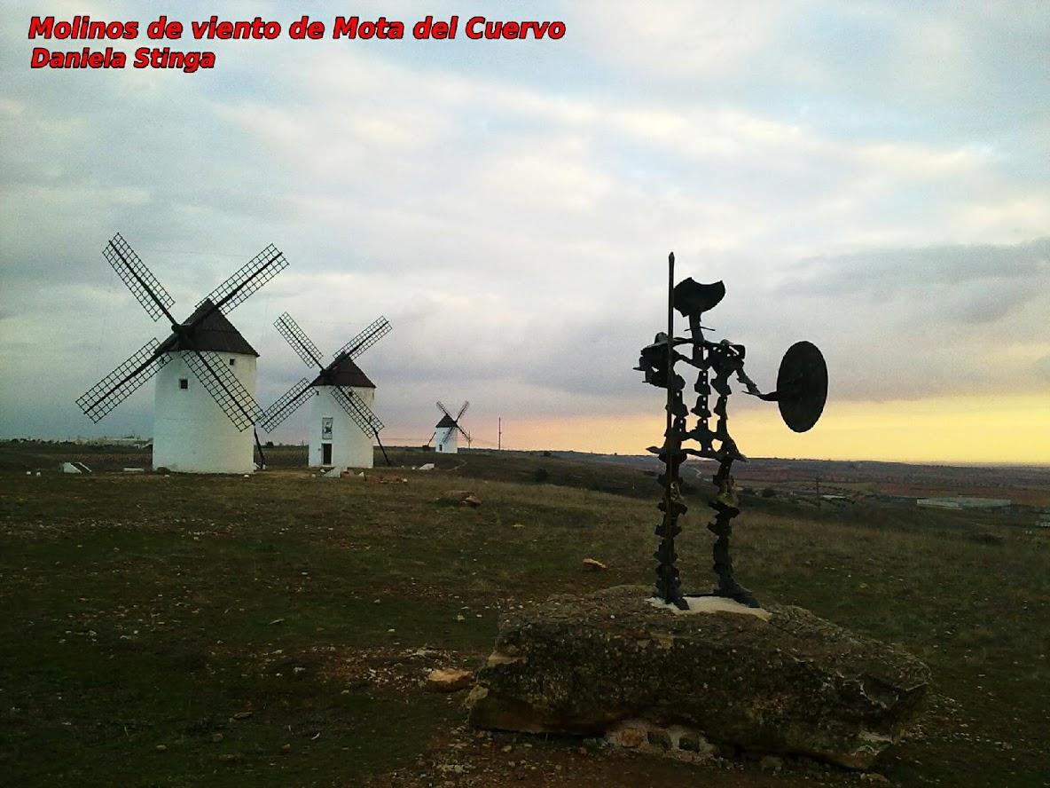 Mota del Cuervo (Cuenca) vista por los alumnos del IES Julian Zarco