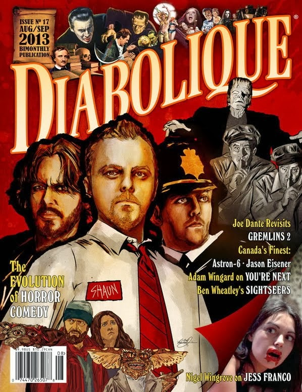 DIABOLIQUE Magazine Issue 17