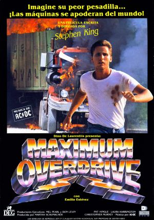 maximum overdrive 1986 download