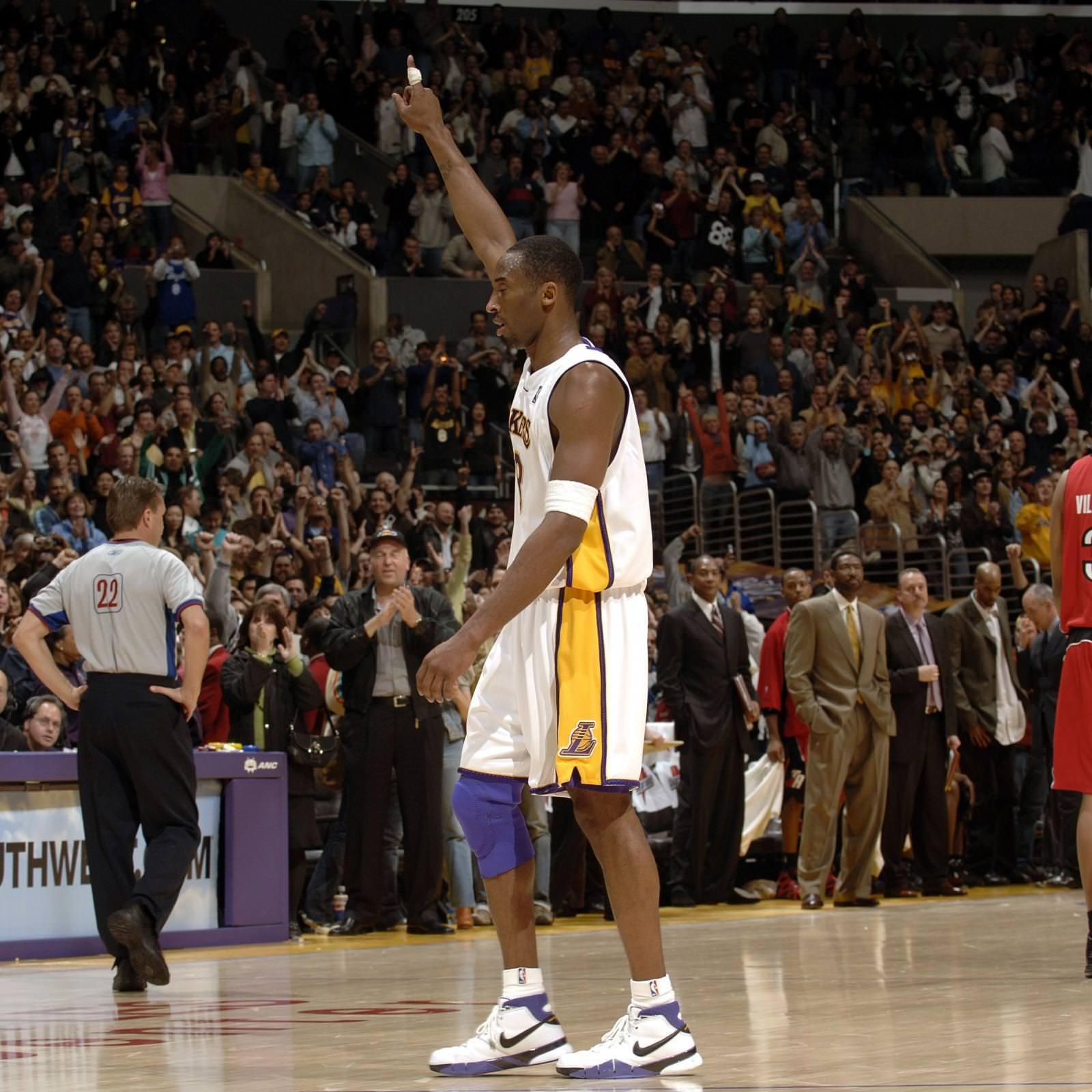 Kobe's 81 Points Game