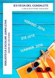 Guía de Lectura Verano 2016