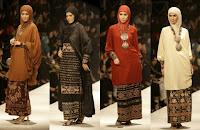 Model Baju Busana Muslim Tradisional Terbaru