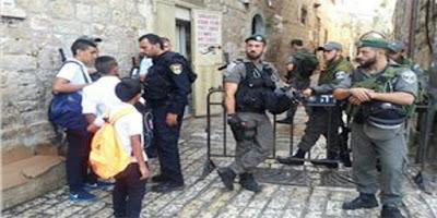 Tentara Israel Halau Umat Islam Berjaga, Namun Membiarkan Pemukim Yahudi Serbu Al Aqsa