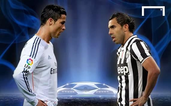 Prediksi Pertandingan Real Madrid vs Juventus