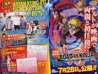 Scan Terbaru Naruto Road to Ninja 1