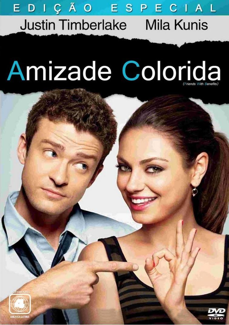 Amizade Colorida – Dublado (2011)