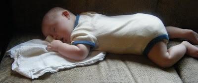 Spencer resting