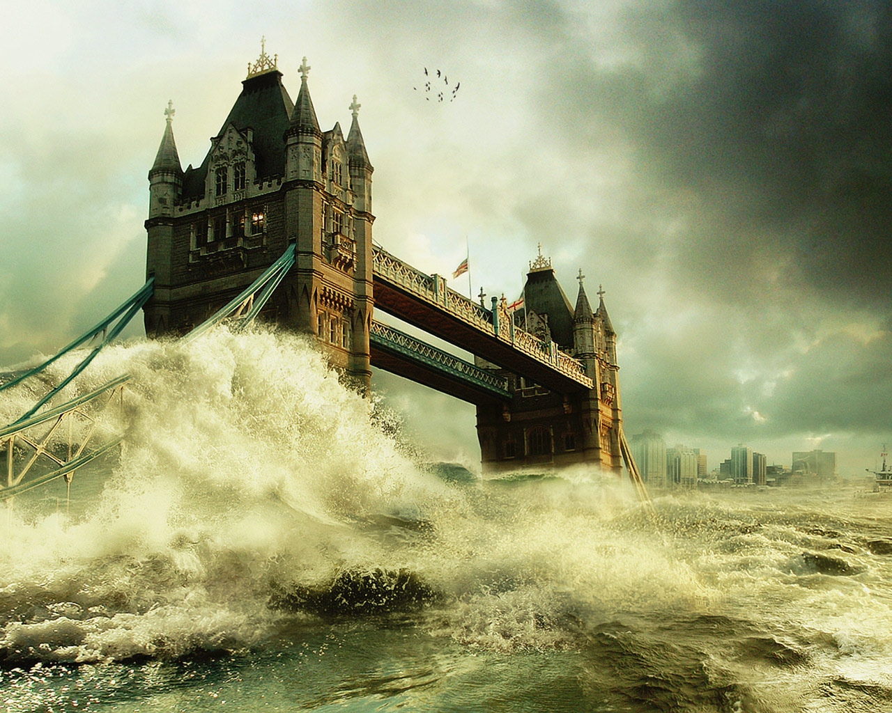 London Tower Bridge HD desktop wallpaper Widescreen  - tower bridge england wallpapers