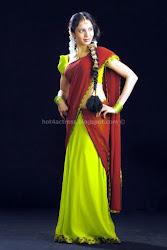 Lakshmi chandrika Cleavage photos