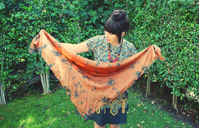 Cách thắt khăn Turban siêu nhanh, siêu dễ ảnh 2