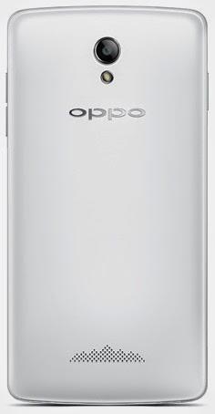 Gambar OPPO Yoyo belakang warna putih