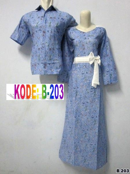Model Baju Batik Yang Simple