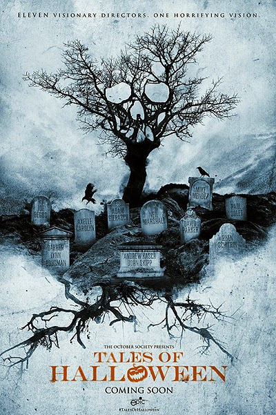 Neil Marshall is working on a new series of horror Tales of Halloween