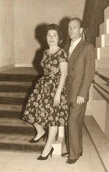 טוניה ואריה בשנת 1970