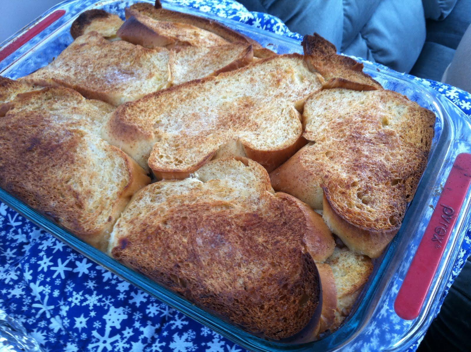 TanaLicious: Boozy Baked French Toast