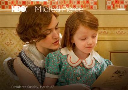 HBO's Mildred Pierce premieres