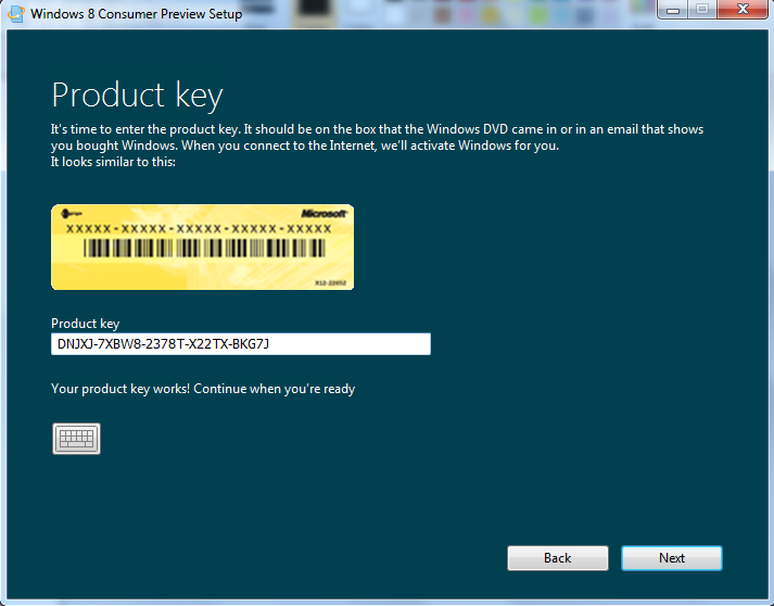 windows 7 home premium product key not working pure