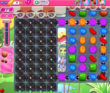 Candy Crush Saga 811