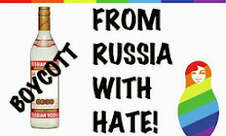 Boycott Russian products!