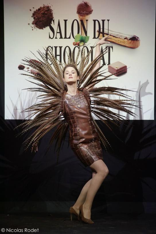 Etat de choc le salon du chocolat ouvre ses portes - Salon porte de versailles aujourd hui ...