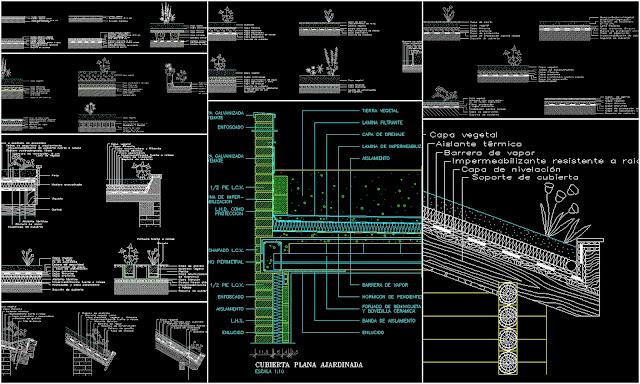 Detalles constructivos arq recursos for Muro verde sistema constructivo