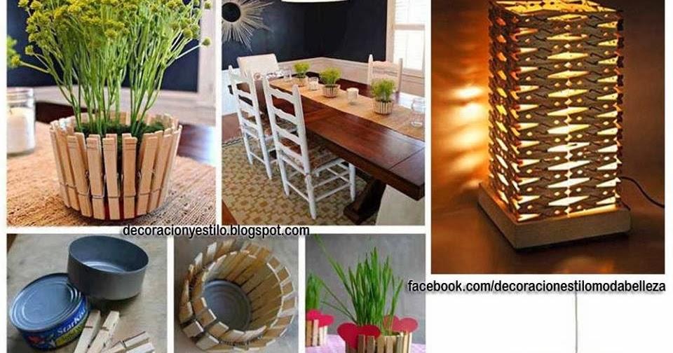 Manualidades con ganchos de ropa o pinzas de madera - Productos de madera para manualidades ...