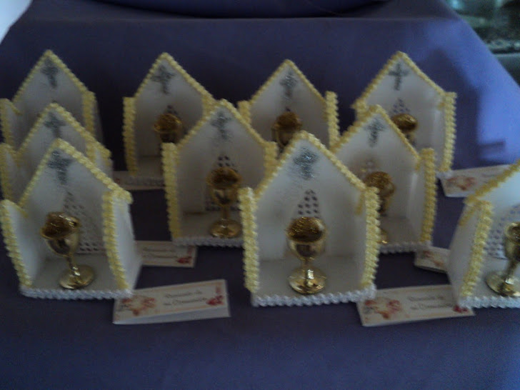 iglesia para comunion